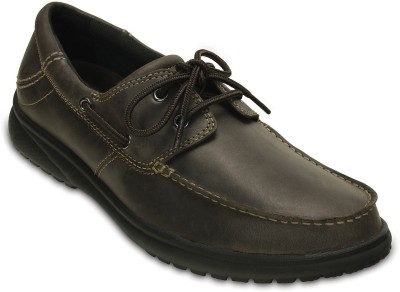 Crocs Casuals(Brown) at flipkart