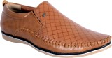 Shoebook Mens Tan Loafers (Tan)