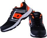 Surplus Running Shoes (Black, Maroon)