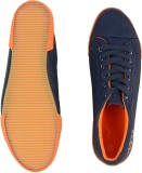 Maxus Casuals (Navy, Orange)