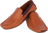 Milez Shoes Loafers (Tan)