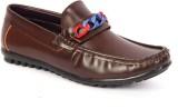 100 Walker Casual Shoes (Brown)