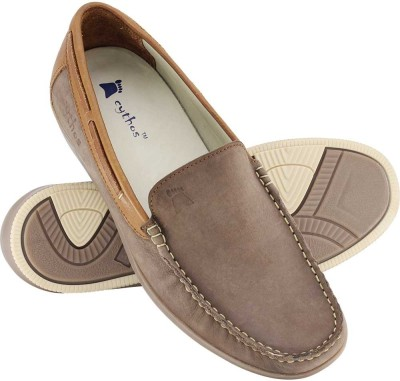 Cythos Grace-6501-A Loafers