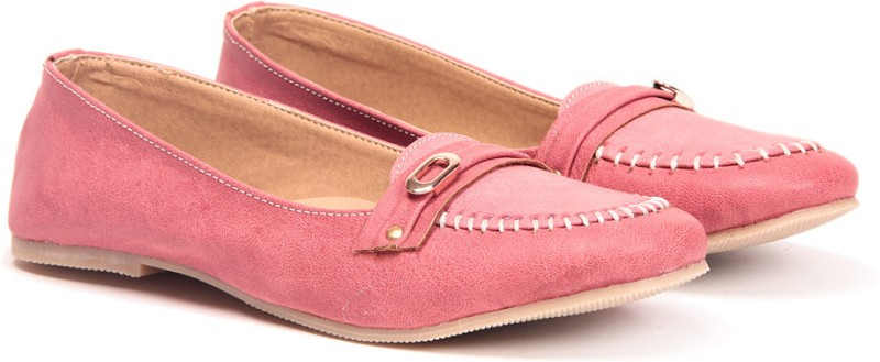 TEN Sober Red Loafers(Red)