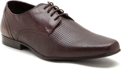 Red Tape Lace Up(Brown) at flipkart