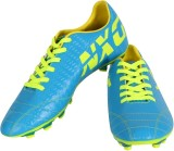 Vector X Football Shoes (Green, Blue)