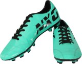 Vector X Football Shoes (Green, Black)