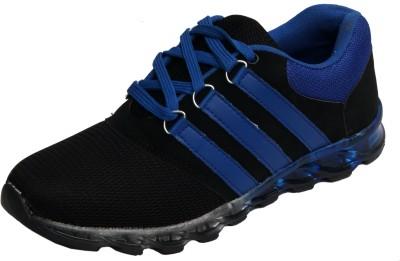Molessi Molessi Black Blue Sports Shoes Outdoors