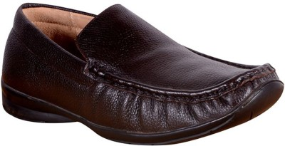 Tracer Srn-66 Brown Slip On Shoes