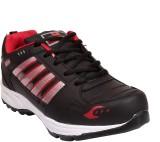 Scatchite M-04 Running Shoes (Black)
