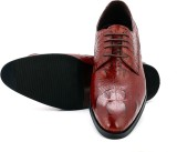 Froskie Genuine Leather Formal Shoes Cas...
