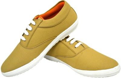 Human Steps Dot's Canvas Shoes