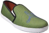 Aartisto Green Men's Shoes Casuals (Gree...