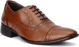 Bruno Manetti 9925 Lace Up Shoes (Tan)