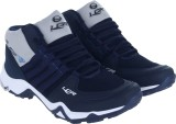Lancer Running Shoes (Blue, Grey)