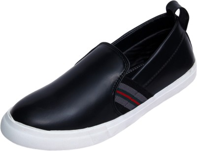 Molessi Molessi Black Blue Sports Shoes Loafers