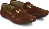 Shoe Day Loafers (Brown)