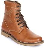 Pede Milan 755 Boots (Tan)