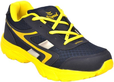 Hispeed 809 blu yellow Running Shoes