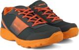 Terravulc Running Shoes (Grey, Orange)