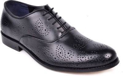 Walker Styleways Peerless Oxford Brogue Lace Up Shoes