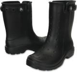 Crocs Boots (Black)