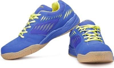 Nivia Super Court (Blue) Badminton Shoes(Blue)