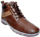 Rich Wood Ducus Boots (Brown)
