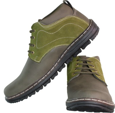 Cognisol Synthetic Leather Outdoor Shoes
