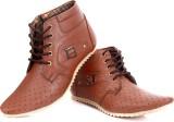 100 Walker Punch Boots (Brown)