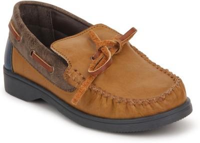 Knotty Derby Binns Boat Shoes