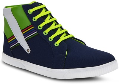 Get Glamr Funky Lace Ups Canvas Shoes