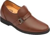 Dvano Shoes DFM106-2A Slip On (Brown)