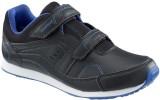 NewFeel Skuli Boy Black Blue Casual Shoe...