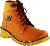 Oxhox Boots (Tan)