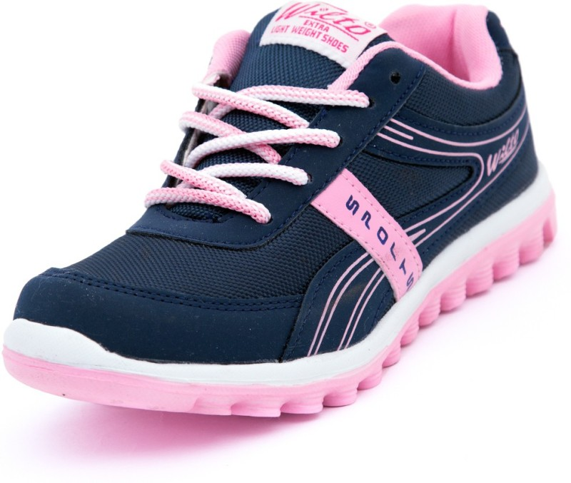 Asian Walking Shoes(Navy, Blue)