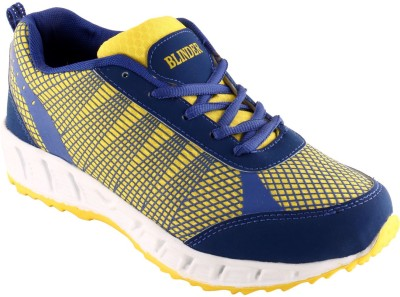 Blinder Men's CR-004-YEL-N.BLUE Running Shoes