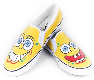 F-Gali Spongebob Casual Shoes