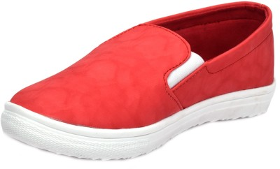 Advin England Red Comfy Casuals