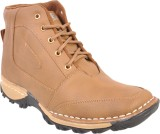 Walk Free Peter Boots (Tan)