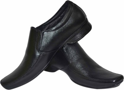 Strive Genuine Leather Slip On Shoes