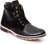 Marcbeau Ankle Lengh Boots (Black)