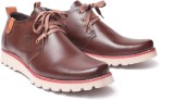 Red Marine Brown Casual Shoes (Brown)