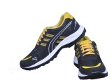Fashy Canvas Shoes (Yellow)