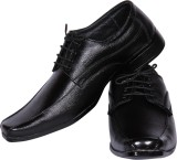 Funku Fashion Lace Up Shoes (Black)