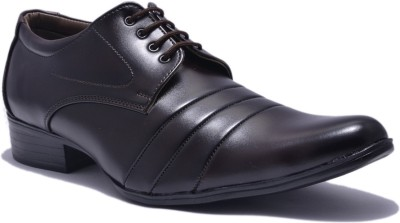 Sir Corbett Pointed Lace Up