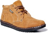 Aureno Low Ankle Boots (Tan)