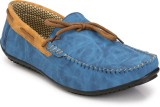 Knoos Loafers (Blue)