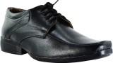 Oxhox Lace Up Shoes (Black)