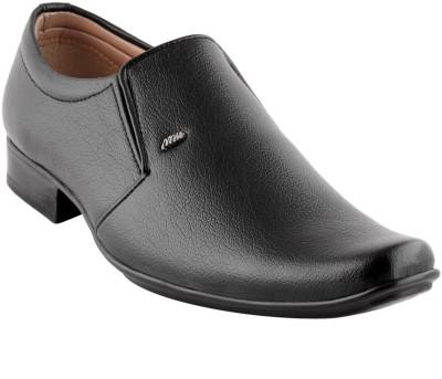 Smart wood 2511 BLK Slip On Shoes